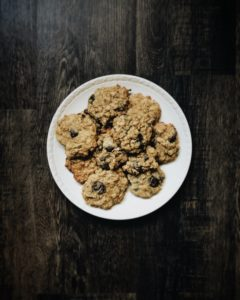 Healthy cookies for ANZAC day or any day of the year!